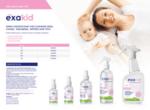 Хигиенен спрей с хипохлориста киселина за детската стая с антибактериални действия