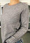 Асиметричен пуловер