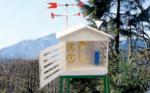 Стойка за метеорологична станция, 2061