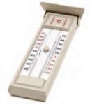 Мax-min външен-вътрешен термометър, 2038