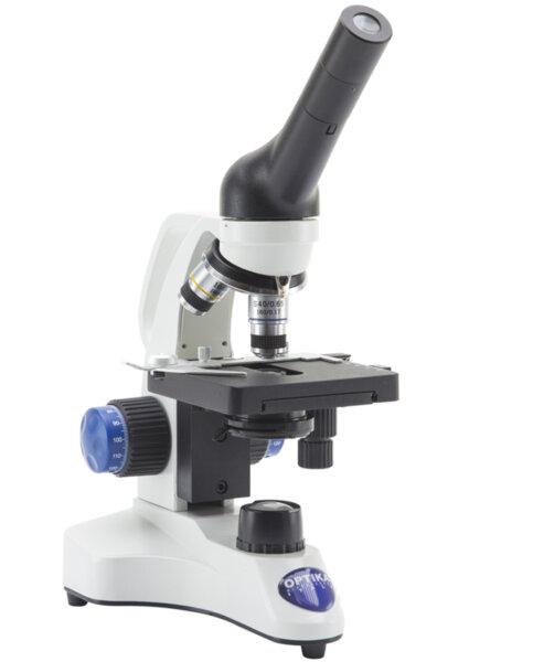 Монокулярен микроскоп 400x увеличение, модел B-20CR