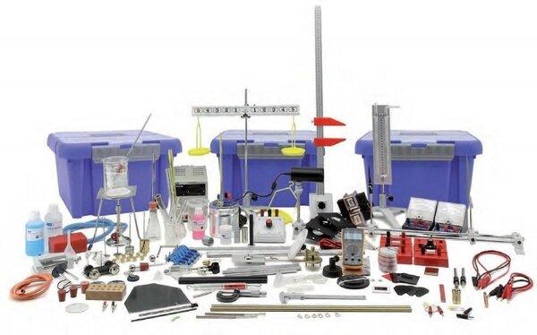 Лаборатория по физика за групова работа – 110 експеримента, 5597