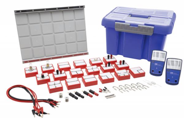 Модулен набор за изучаване на електрически вериги, 5332