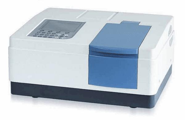 Спектрофотометър с разделен лъч, модел Split 17