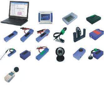 Примерен Пакет MBL сензори: ФИЗИКА