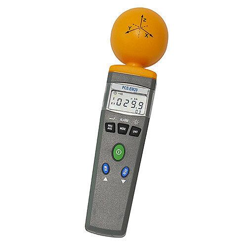 Измервател на електромагнитно излъчване на околната среда (EMF)  PCE-EM 29
