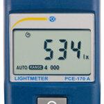 Луксметър  PCE-170 A