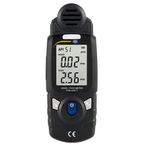 VOC Газ детектор PCE-VOC 1
