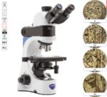 Тринокулярен, металографски микроскоп, модел B-383MET