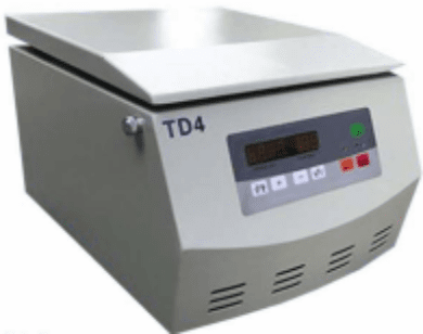 Лабораторна центрофуга, моделST TD4C