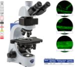 Тринокулярен, флуорисцентен микроскоп, модел В-383LD1