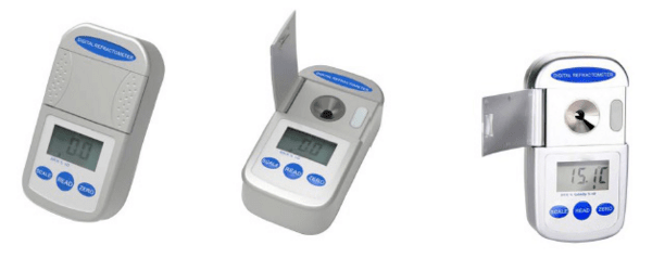 Дигитален рефрактометър, модел CNTY2