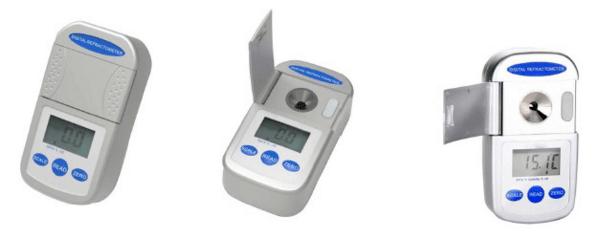 Дигитален рефрактометър, модел CNT65