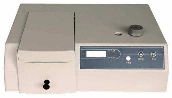 Спектрофотометър с единичен лъч, модел VIS 21