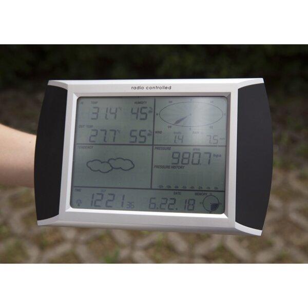 Метеорологична станция с тактилен екран и PC интерфейс, 8256