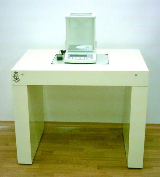 Маса тегловна (антивибрационна) 900х600х750mm