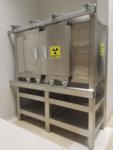 Лъчезащитен радиологичен бокс, модел Rabox AB