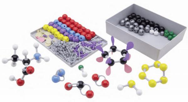 Атомни модели - ОРГАНИЧНА И НЕОРГАНИЧНА ХИМИЯ (basic), MM004