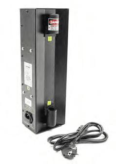 Държател за спектрални лампи със зарядно, 4337