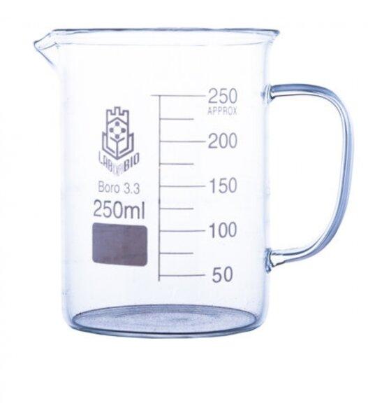 Чаша Бехер  с дръжка 400 мл