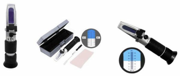 Рефрактометър, модел VSA2
