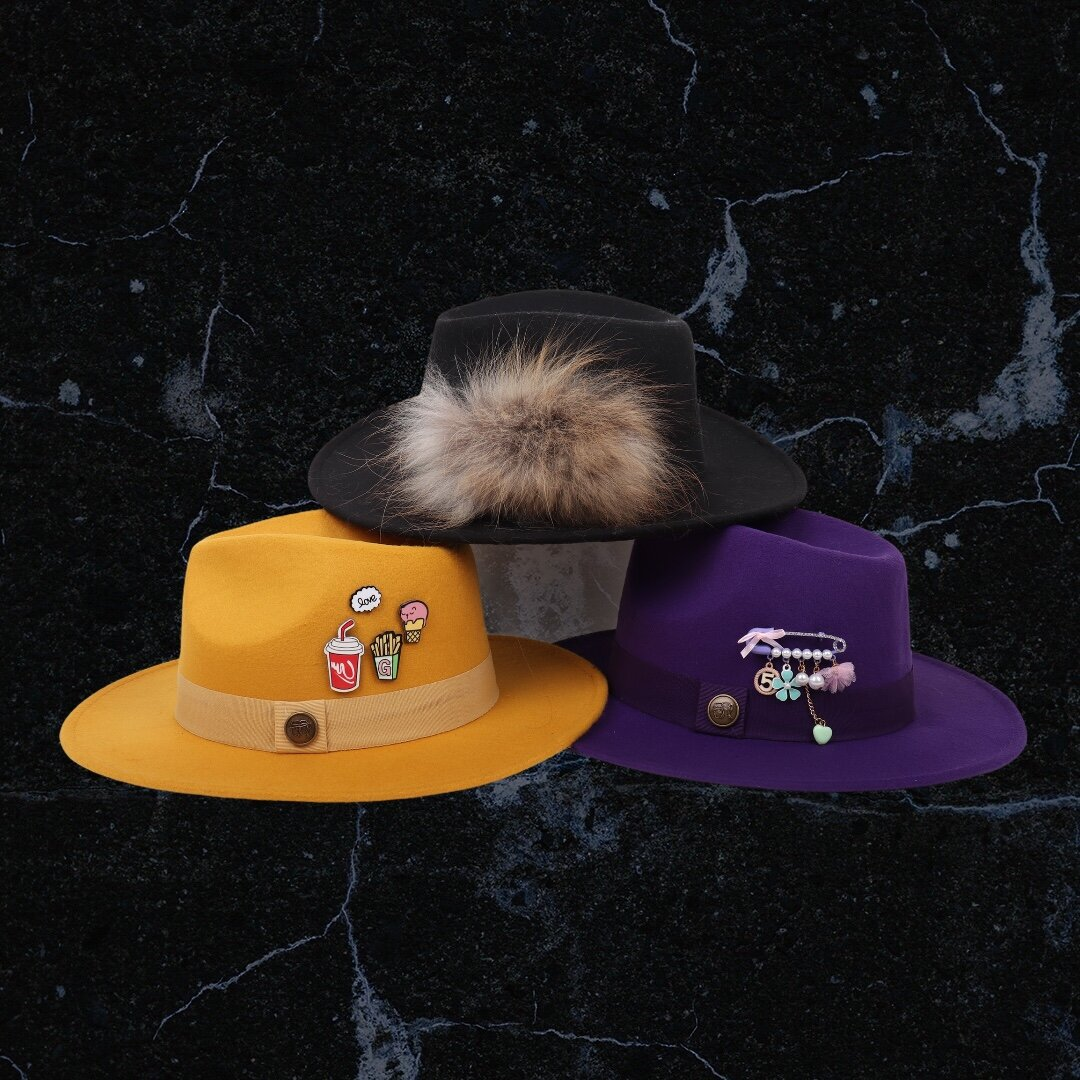 Fedora шапки