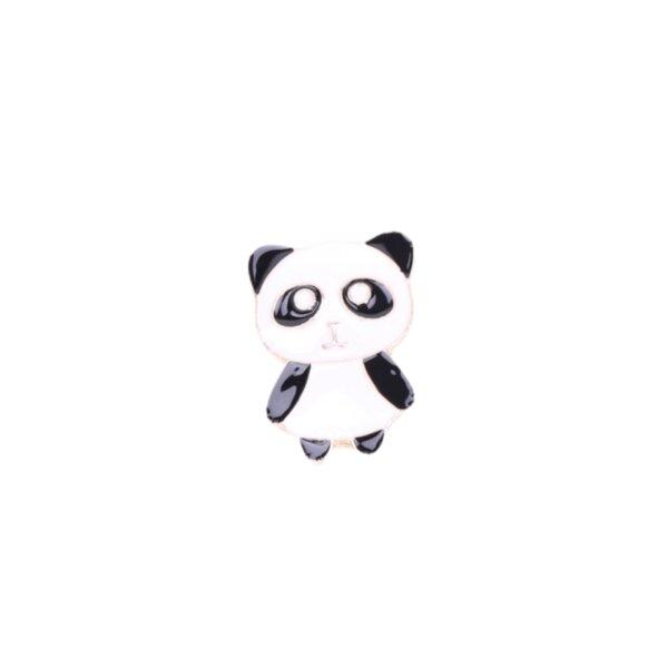 Брошка пинче панда