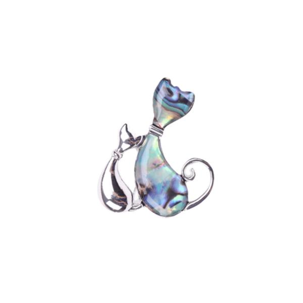 Брошка две котета