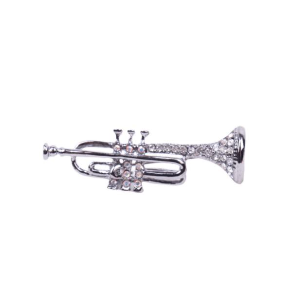 Брошка тромпет