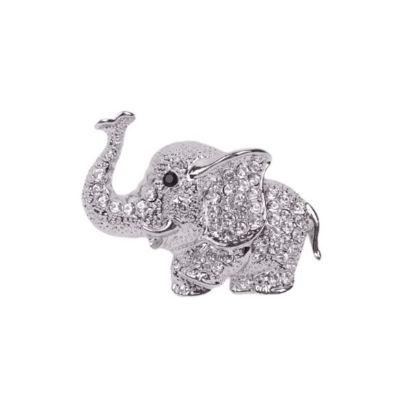 Брошка слонче