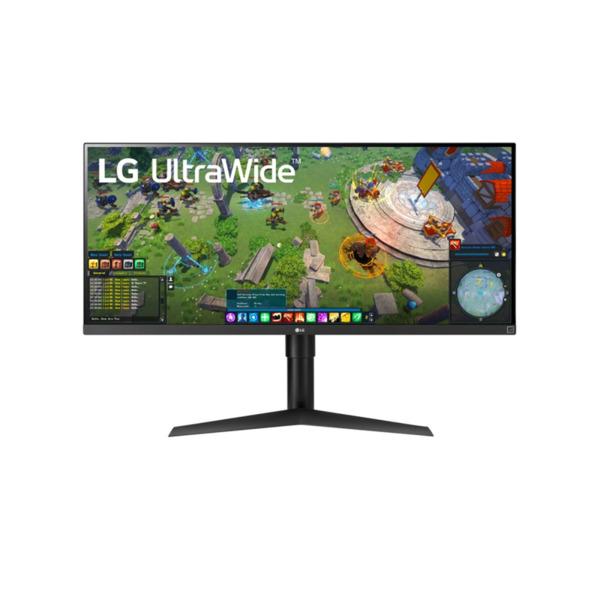 "LG 34WP65G-B, 34"" UltraWide AG, IPS Panel, 5ms, 1ms MBR, 1000:1, 400 cd/m2, 21:9, 2560x1080, HDR 400, sRGB over 99% , Radeon FreeSync, 75Hz, HDMI, DisplayPort, USB Type-C, Tilt, Height"