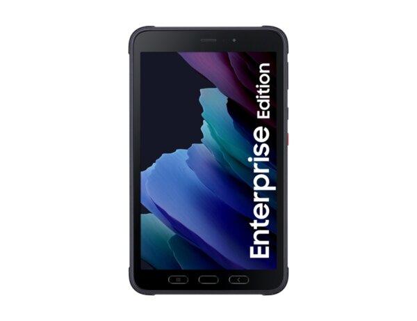 "Samsung SM-T575 Galaxy Tab Active 3 LTE 8"", 64GB, Octa-Core (2.7 GHz, 1.7 GHz), 4 GB RAM, 13.0 MP + 5.0 MP Selfie, 1920 x 1200 PLS TFT LCD, Bluetooth 5.0, Headphone Jack, NFC, 5050 mAh, Black"