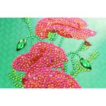 Диамантени Поздравителни Картички за Рожден Ден - 6 броя, Кръгли мъниста-Copy