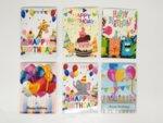 Разнообразие от диамантени картички за рожден ден
