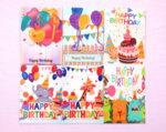 Картички за рожден ден с диамантени мъниста