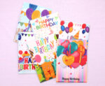Елмазени картички за рожден ден с блестящи мъниста