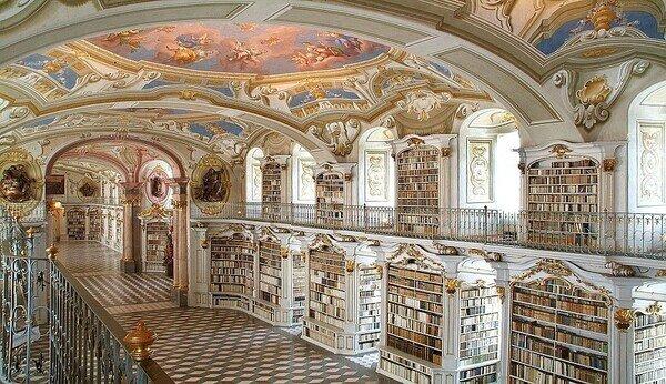 10-те най-красиви библиотеки в света - 1-ва част