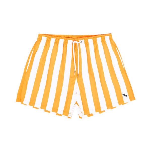 Бързосъхнещи шорти Оранж