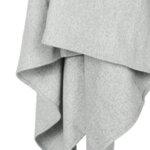 Бързосъхнеща кърпа за спорт Сива