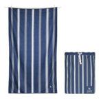 Бързосъхнеща кърпа Синьо Пачули