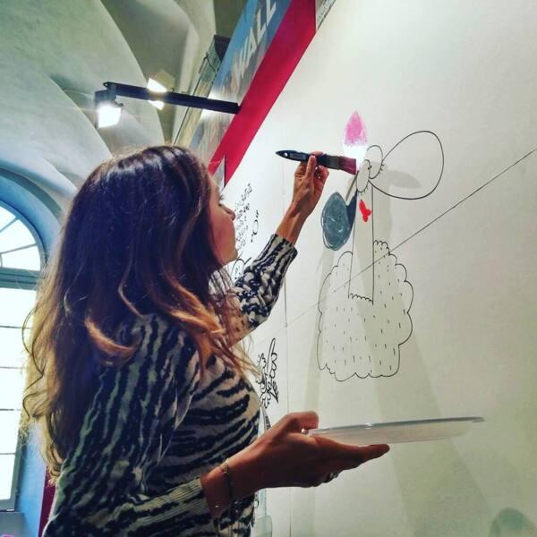 """""""Обичам да измислям нови истории и смешни герои."""" Анна Лаура Кантоне – илюстраторката на """"Какво е любовта?"""" в интервю за """"Рибка"""""""
