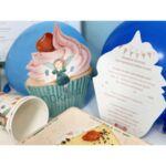 Картонена чаша за най-рожден ден с Ванилия-Copy