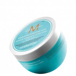 Moroccanoil Weightless Hydrating mask Маска за хидратация на тънка и суха коса 250 мл