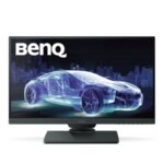 "BenQ PD2500Q, 25"" IPS LED, 4ms, 2560x1440 2K QHD, Designer Monitor, 100% sRGB, Eye Care, B.I., Flicker-free, 1000:1, DCR: 20M:1, 8bit, 350 cd/m2, HDMI, DP, miniDP, DP out, USB Hub?, Speakers"