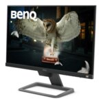 "BenQ EW2480, 23.8"" IPS, HDRi, 5ms, 1920x1080 FHD, FreeSync, Super Resolution, Smart focus, Flicker-free, B.I.+, LBL, ePaper mode, Eye Reminder, 1000:1, DCR 20M:1, 8bit, 250 cd/m, HDMI (v2.0)"