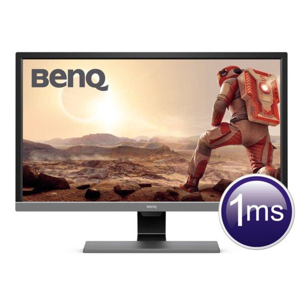 """Геймърски монитор BenQ 27.9"""" EL2870UE Gaming (9H.LGTLB.FSE)"""