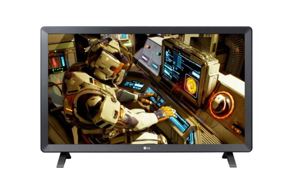"LG 24TL520V-PZ, 23.6"" WVA, LED non Glare, 5ms GTG, 1000:1, 5000000:1 DFC, 250cd, 1366x768, HDMI, CI Slot, TV Tuner DVB-/T/C (MPEG4), Speaker 2x5W, USB 2.0, Black"