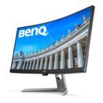 """BenQ EX3501R, 35"""" VA, 100Hz, 4ms, 3440x1440, 21:9, 100% sRGB, Freesync, 1800R Curve, Flicker-free, LBL, B.I.+, 2500:1, DCR 20M:1, 8 bit, 300 cd/m2, USB Type-C, HDMI x2, DP, USB hub, Height"""