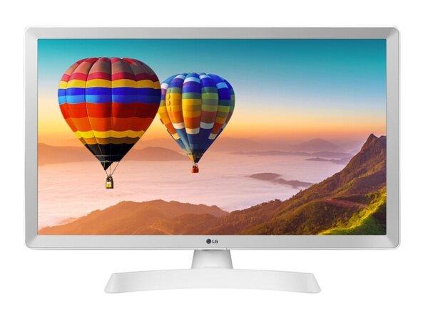 "LG 24TN510S-WZ, 23.6"" WVA, LED non Glare, Smart webOS 3.5, TV Tuner DVB-T2/C /S2, 1000:1, Mega DFC, 200cd, 1366x768, Wi-Fi, LAN, Composite/Component, WiFi, HDMI, CI Slot, USB 2.0, HOTEL MODE,"