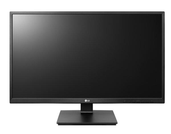 """LG 24BK550Y-B, 23.8"""" IPS LED AG, 5ms GTG, 1000:1, Mega:1 DFC, 250cd/m2, Full HD 1920x1080, D-Sub, DVI, Display Port, HDMI, USB 2.0, Speaker 1.2W x 2, Tilt, Height, Swivel, Pivot, PC Audio In,"""